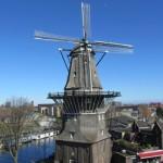 Tallest Windmill  Amsterdam